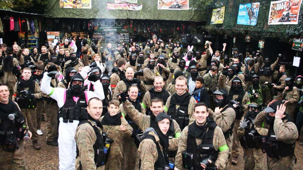 We are world leaders in providing unforgettable Paintball and Outdoor adventure experiences.