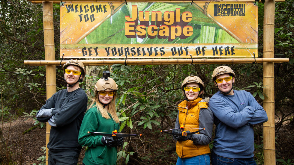 jungle escape group