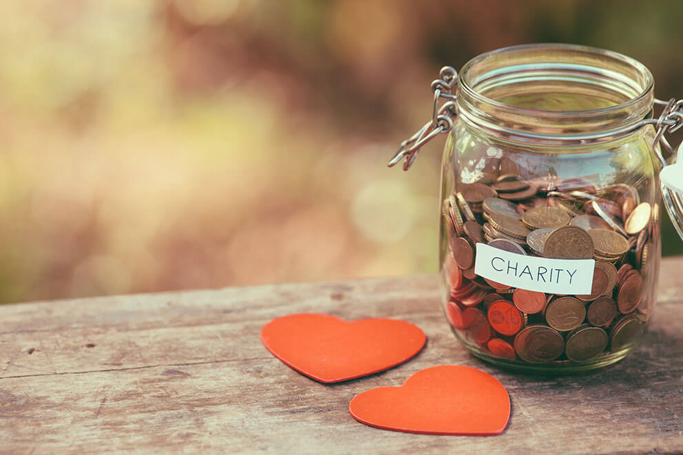 charities and fundrasing in birmingham