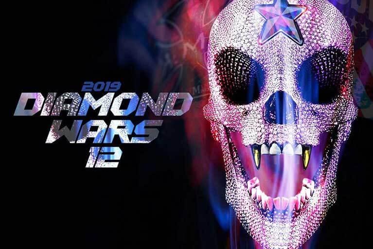 diamond wars scenario paintball