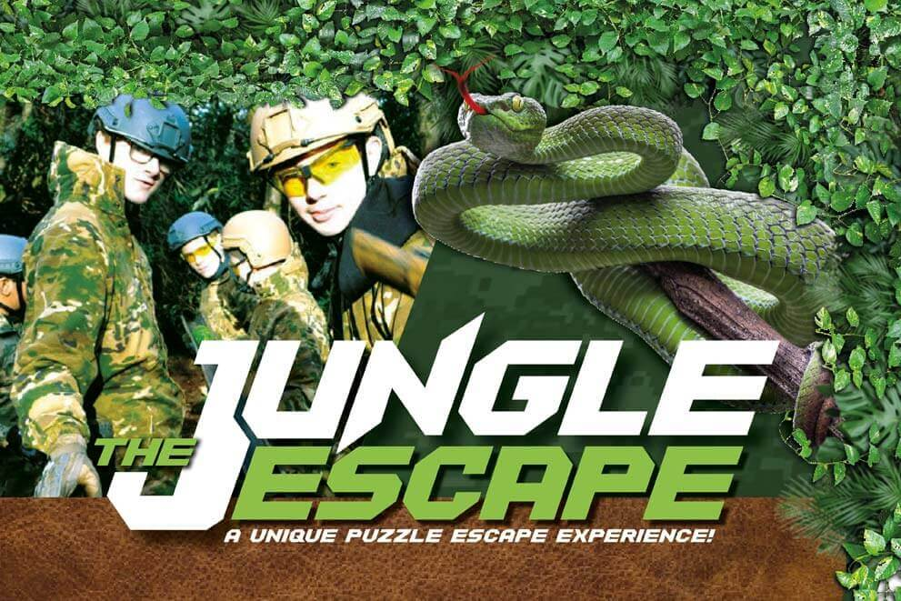 kids jungle escape