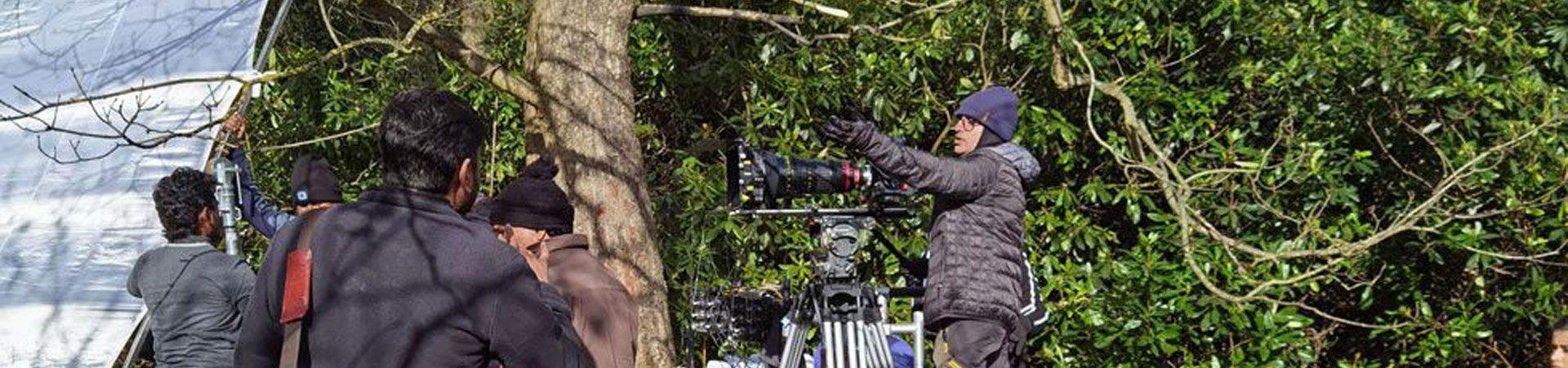 location filming