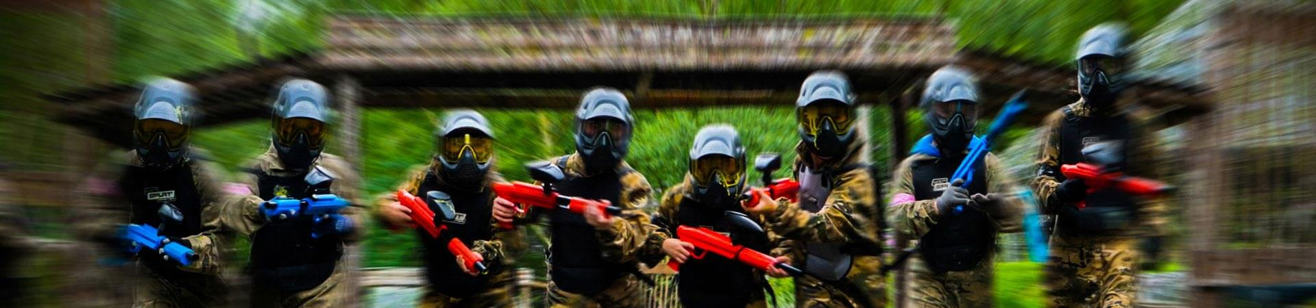 birthdays mini paintball